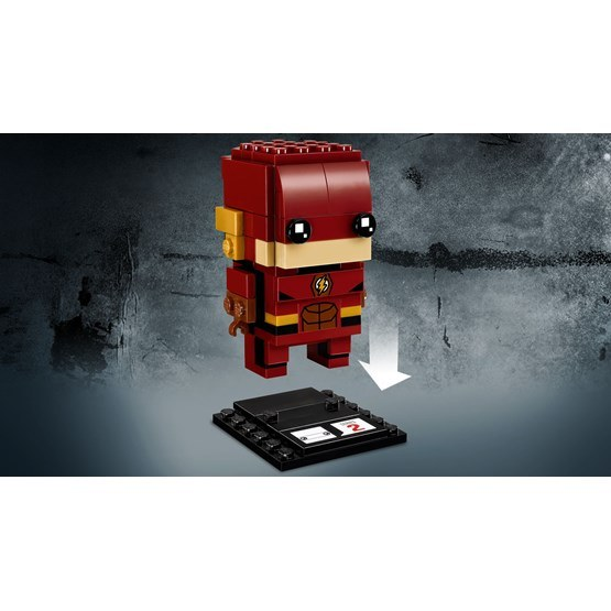 Lego brickheadz 41598 the flash for Mobilia 3 butik