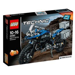 LEGO Technic 42063, BMW R 1200 GS Adventure