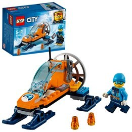 LEGO City Arctic Expedition 60190, Arktisk isglidare