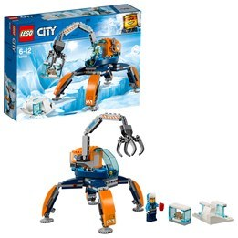 LEGO City Arctic Expedition 60192, Arktisk isbandtraktor