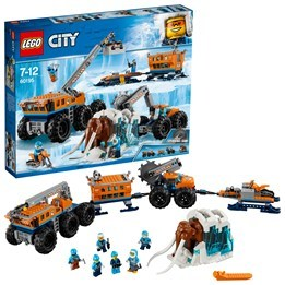 LEGO City Arctic Expedition 60195, Arktisk mobil utforskningsbas