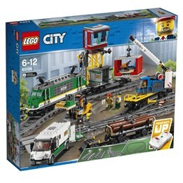LEGO City Trains 60198, Godståg