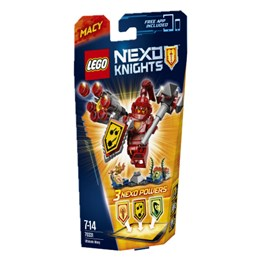 LEGO Nexo Knights 70331, Ultimate Macy