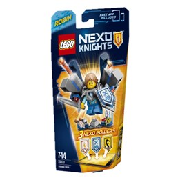 LEGO Nexo Knights 70333, Ultimate Robin
