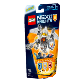 LEGO Nexo Knights 70337, Ultimate Lance
