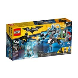 LEGO Batman Movie 70901, Mr. Freeze Isanfall
