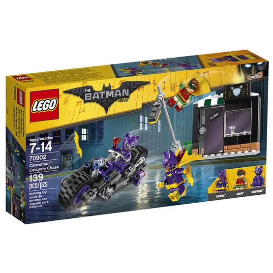 LEGO Batman Movie 70902, Catwoman Catcyclejakt