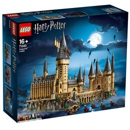 LEGO Harry Potter 71043, Hogwarts slott