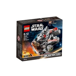 LEGO Star Wars 75193, Millennium Falcon Microfighter