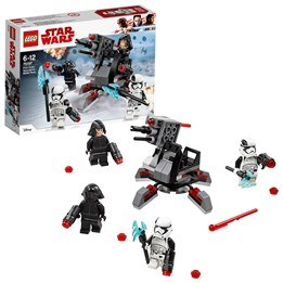LEGO Star Wars 75197, First Order Specialists Battle Pack