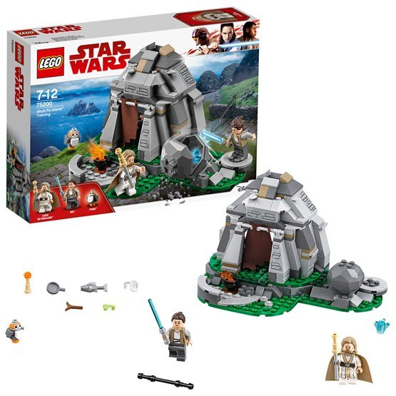 LEGO Star Wars 75200, Ahch-To Island Training