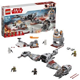 LEGO Star Wars 75202, Defense of Crait
