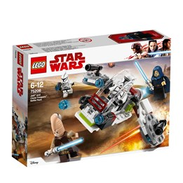 LEGO Star Wars 75206, Jedi and Clone Troopers Battle Pack