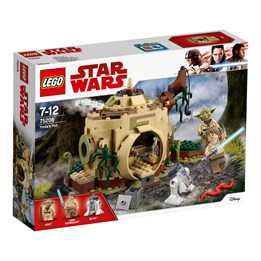 LEGO Star Wars 75208, Yoda's Hut