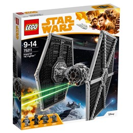LEGO Star Wars 75211, Imperial TIE Fighter
