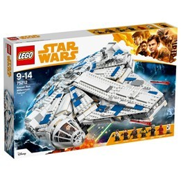 LEGO Star Wars 75212, Kessel Run Millennium Falcon