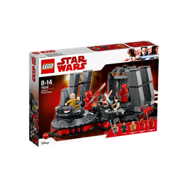 LEGO Star Wars 75216, Snoke´s Throne Room