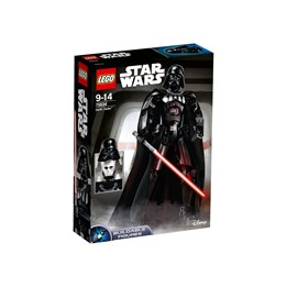 LEGO Constraction Star Wars 75534, Darth Vader