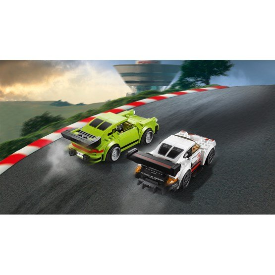 Lego speed champions 75888 porsche 911 rsr och 911 turbo for Mobilia 3 butik