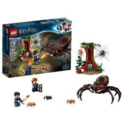 LEGO Harry Potter 75950, Aragogs håla