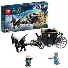 LEGO Harry Potter 75951, Grindelwalds flykt