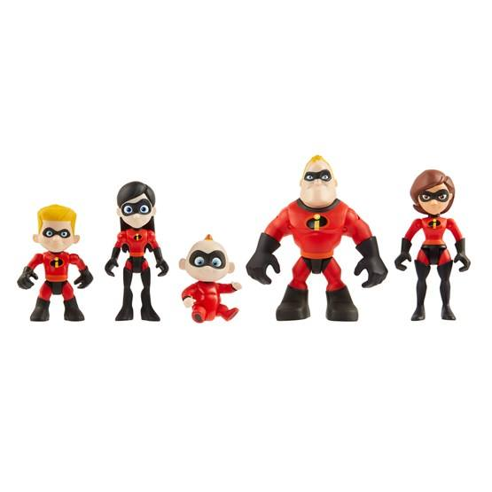 Incredibles 2, Figurset 5-pack