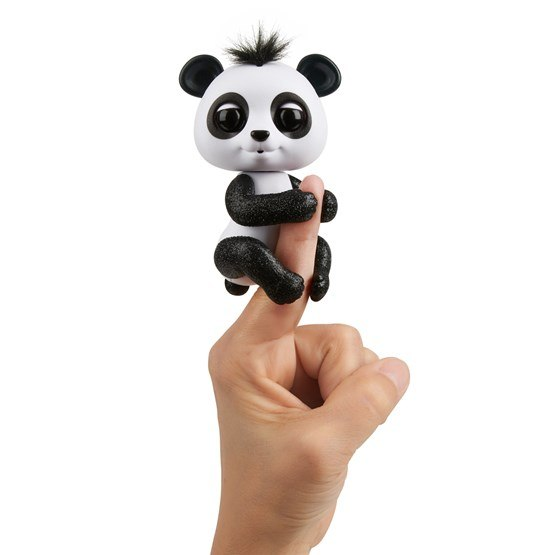 Fingerlings, Panda svart/vit