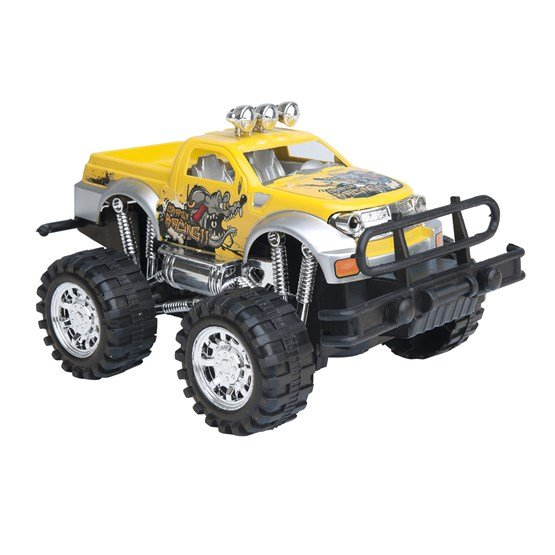 Cross country Jeep 20 cm - Gul