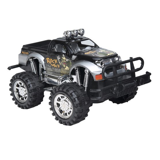 Cross country Jeep 20 cm - Svart