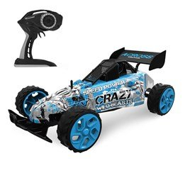 Beachbuggy 1:10 RTR 2,4 GHz 15 kmh, Blå