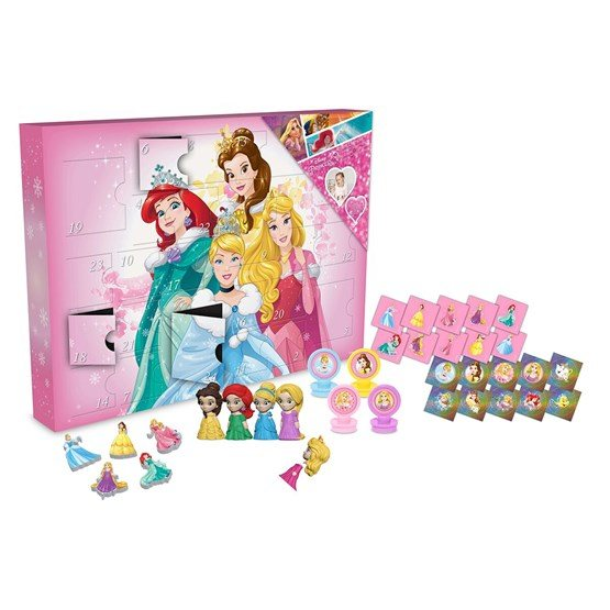 Disney Princess, Advenstkalender