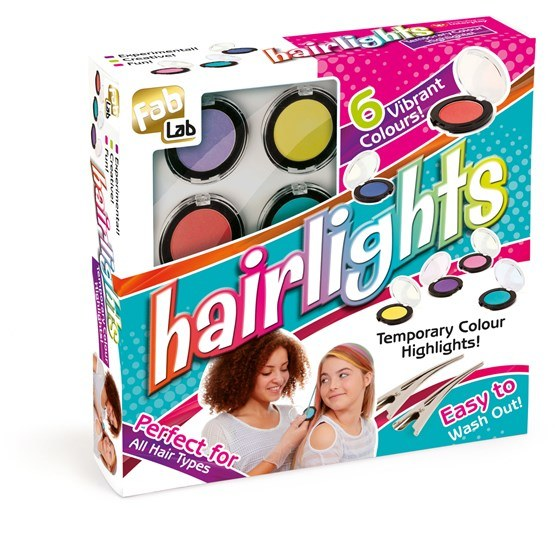 Fab Lab, Hair lights