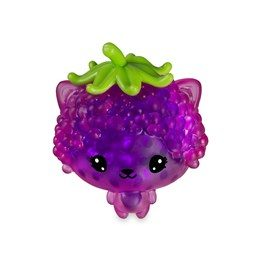Bubbleezz, Small Fruits - Rosa Rasperkitty 10 cm