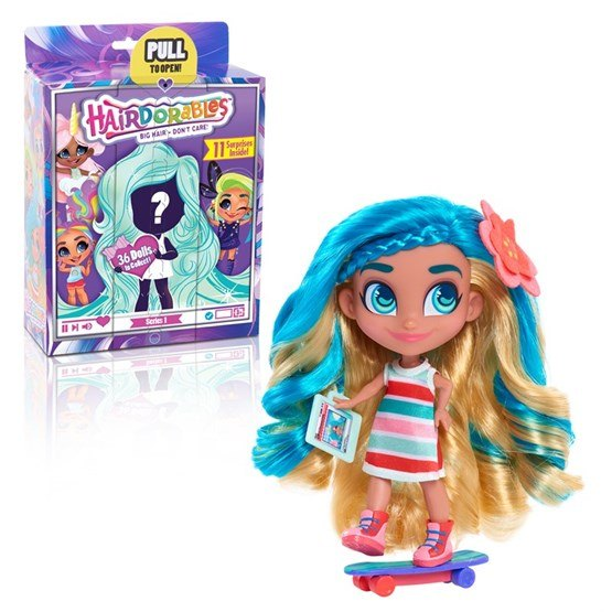 Hairdorables, Dolls Season 1