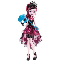 Monster High, Welcome to Monster High - Draculaura