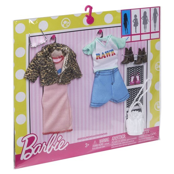 Barbie fashion 2 pack fbb81 for Mobilia 3 butik