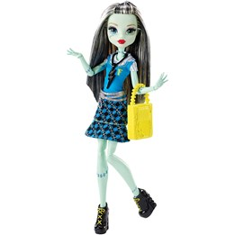 Monster High, First Day of School - Frankie Stein