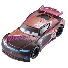 Disney Cars 3, Tim Treadless