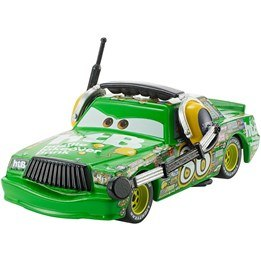 Disney Cars 3, Chick Hicks with headset
