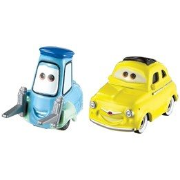 Disney Cars 3, Luigi & Guido