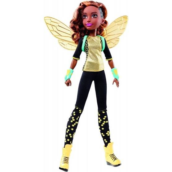 DC SuperHero Girls, Action Doll - Bumblebee 30 cm