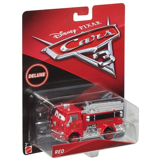 Disney cars 3 deluxe die cast big 1 55 red hem for Mobilia 3 butik