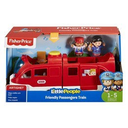 Fisher Price, Little People - Friendly Passengers Train