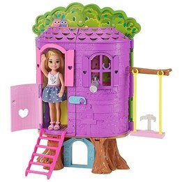 Barbie, Club Chelsea Treehouse