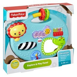 Fisher Price, Baby Lekpanel