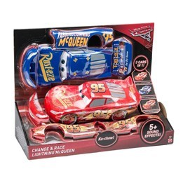 Disney Cars, Cars 3 - McQueen Change & Race