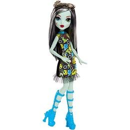 Monster High, Emoji Doll - Frankie Stein