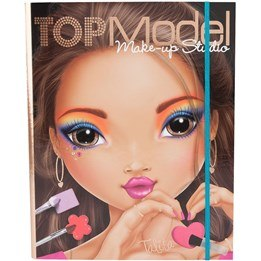 TOPModel, Make-Up Studio Målarbok