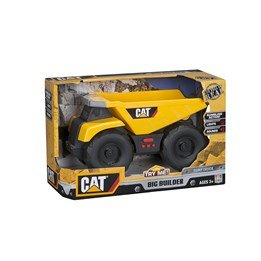 CAT, Big Builder Arbetsmaskin - Dumper