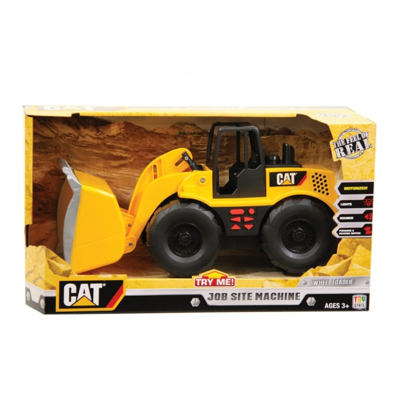 cat site machine